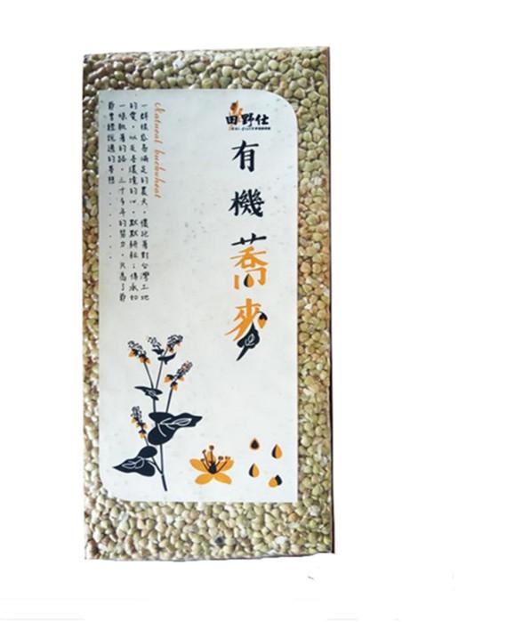 【田野仕】台灣有機蕎麥*800公克*(缺貨中)