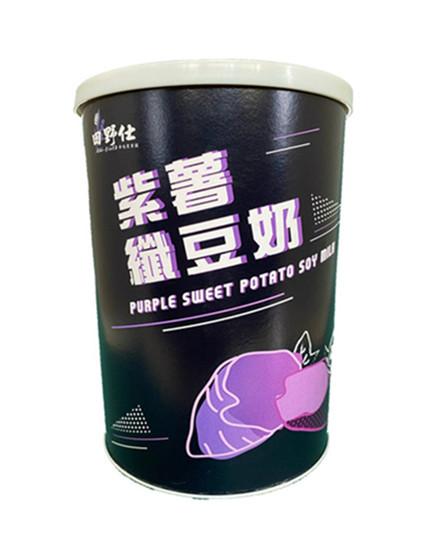 【田野仕】紫薯纖豆奶