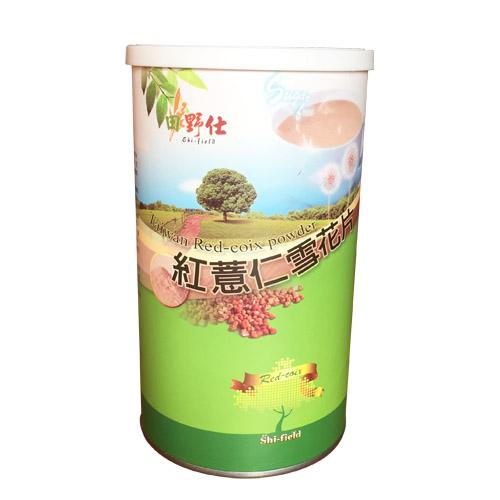 紅薏仁雪花片(罐)