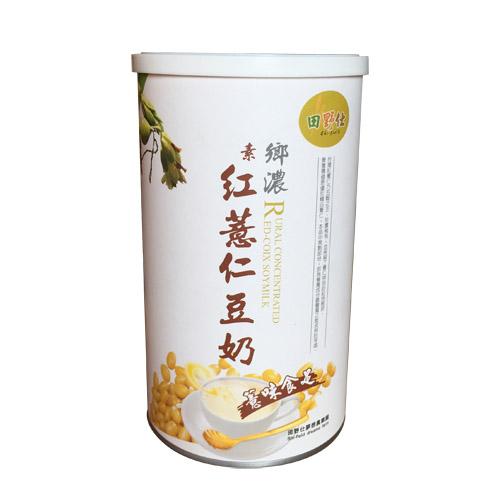 【田野仕】鄉濃紅薏仁豆奶